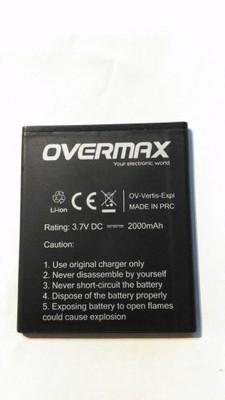 Bateria Overmax Vertis Expi 6716938135 Oficjalne Archiwum Allegro