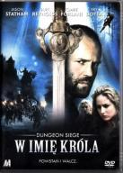 W IMIĘ KRÓLA / Jason Statham / DVD WYPRZEDAŻ / BDB