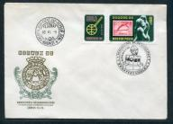 Węgry Michel nr: 3432 Zf FDC