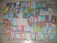 Karteczki Myszka Miki Kaczor Donald Puchatek 1997