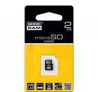 Karta pamięci microSD 2GB Goodram bez adaptera