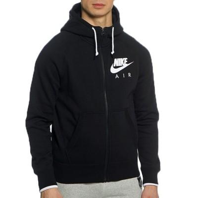 Nike Aw77 Po Hoody Air. Bluza szara   Sport   Nike