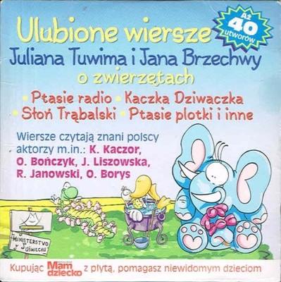 Ulubione Wiersze Tuwim Brzechwa Ptasie Radio Słoń