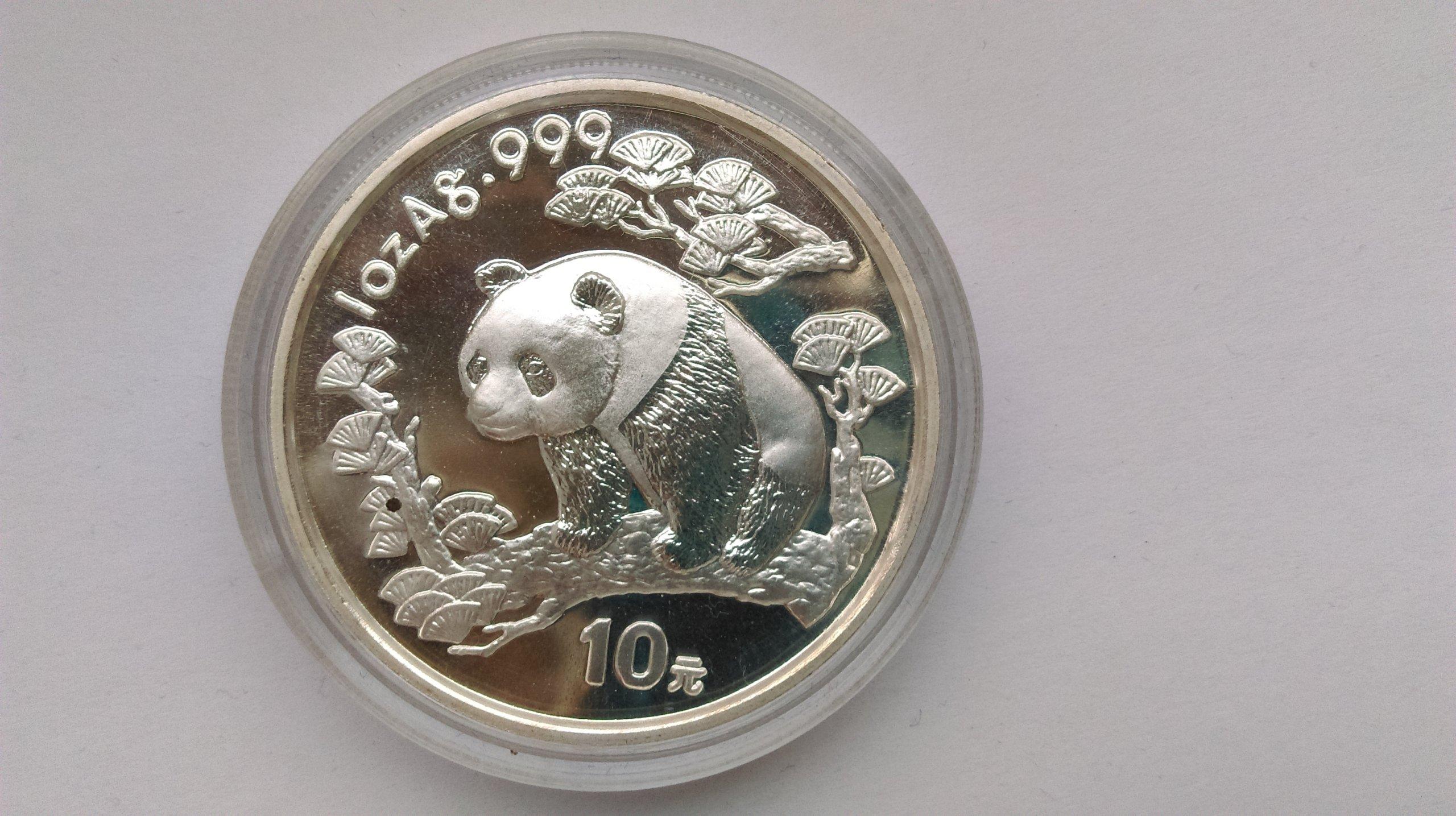 10 JUANÓW - CHINY - 1997