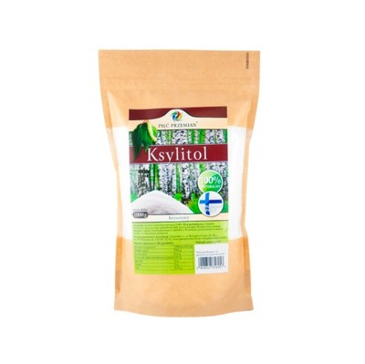 Ksylitol Cukier Brzozowy 2x1kg Pięć Przemian