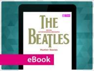 The Beatles. Hunter Davies