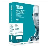 ESET Internet Security 2017 PL 1PC 3LATA KLUCZ ESD