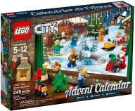 LEGO CITY 60155 KALENDARZ ADWENTOWY POZNAŃ