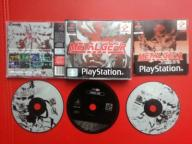 metal gear solid psx ps1 ps2