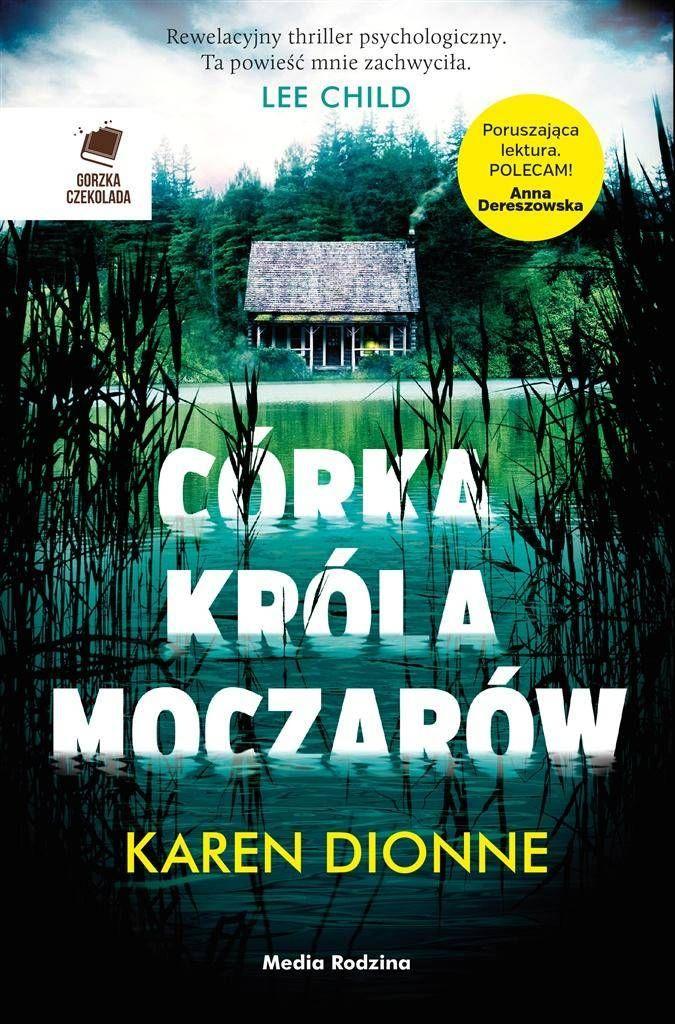 Córka króla moczarów / książka PROMOCJA nowa