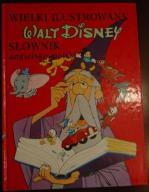 Wielki ilustrowany słownik ang. Disney Stan bdb+