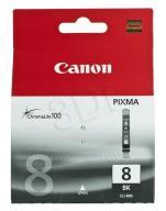 Tusz Canon czarny CLI-8BK=CLI8B=0620B001, 420 str.