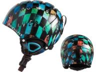 KASK REGULOWANY QUIKSILVER THE GAME S 50-52 2017