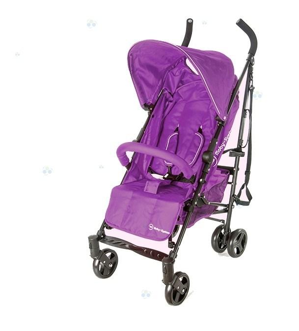 Wózek spacerowy Camden fioletowy #G1