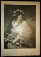 WOLFROM LORELEI MITOLOGIA GERMANY  DRZEWORYT 1892