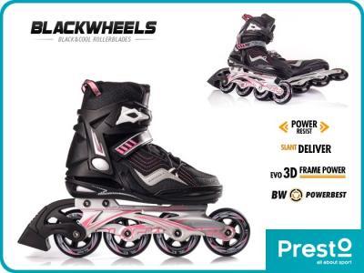 ROLKI FITNESS damskie Race Blackwheels 41