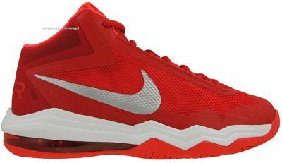 Buty koszykarskie Air Max Audacity Nike (czerwone) Ceny i