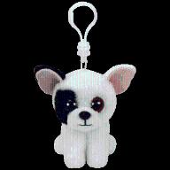 Brelok pluszowy do kluczy pies Beanie Babies 8,5 c