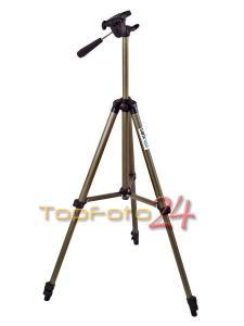 Statyw CAMROCK TA30 z głowicą 3D i pokrowcem