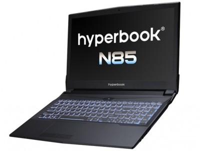 HYPERBOOK N85 I5 GTX1050 8GB 120GB SSD