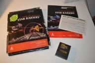 NOS Cartridge Atari STAR RAIDERS box