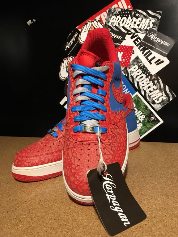 new arrival 771c0 fe016 Nike Air Force 1 LE GODZILLA PACK
