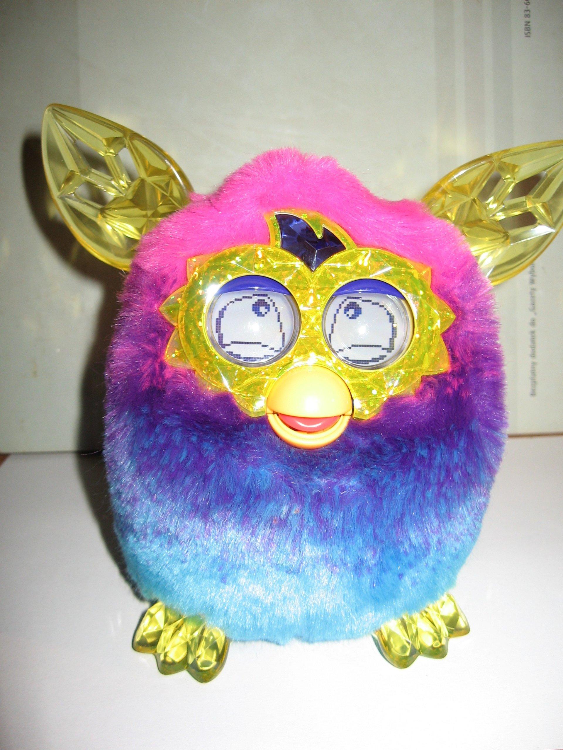 Furby Boom Crystal Mowi Po Polsku Krysztal 7068469360 Oficjalne Archiwum Allegro