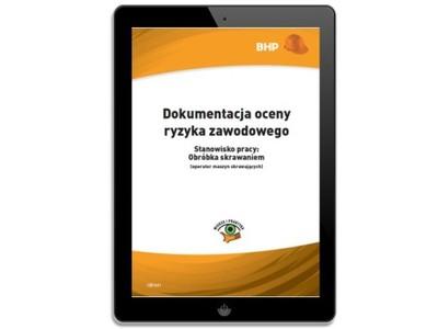 Dokumentacja oceny ryzyka zawodowego