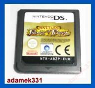 Battles of Prince of Persia na konsole Nintendo DS