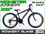 ZDOBYWCA_MTB26'_KANDS MONSTER DUAL_SHIMANO__2016