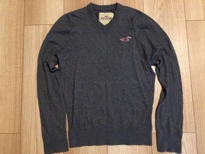 Cienki sweter Holister M