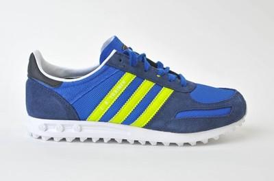 9342ec275e5ed Buty sportowe Adidas La Trainer K M17126 - 39 1/3 - 6826589179 ...