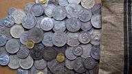 Monety DO ROZPOZNANIA w Starym Worku ponad 670 szt
