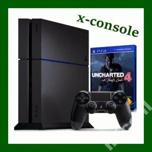 Konsola Play Station 4 Uncharted 4 Kres złodzieja