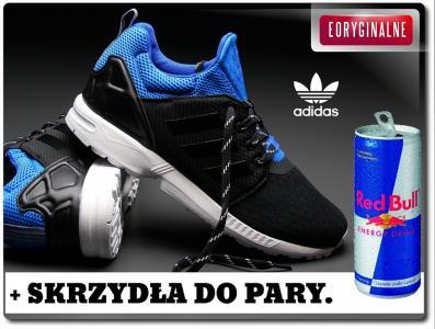 buty m adidas zx flux nps