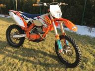 KTM 250 EXC-F Factory model 2015