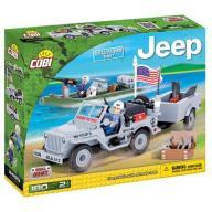 COBI Jeep Willys MB US Navy