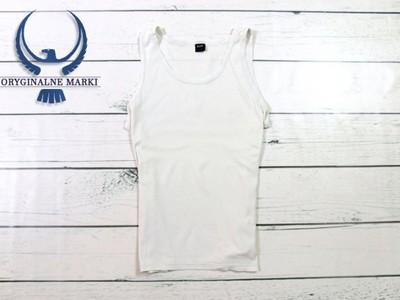 Hugo Boss Podkoszulek Męski Bawełniany Biały *XL*