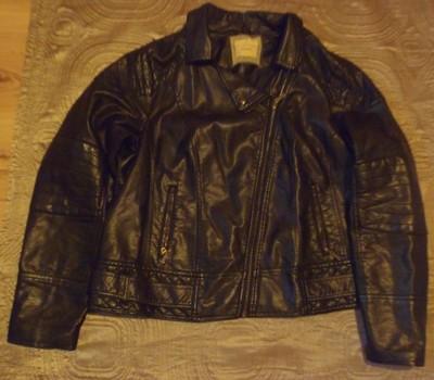 Zestaw odzieży wiosennej kurtka sukienki L i XL