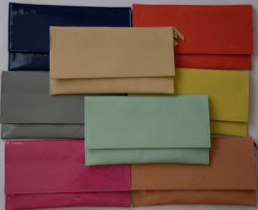 ee339b6bdfc9e Kopertówka Koperta MANZANA 15 kolorów 3 + 1 gratis - 3343907240 ...