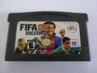 Cartridge FIFA 08 - Game Boy Advance - GBA