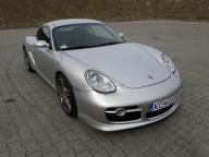 Porsche Cayman S 3,4 Boxer 295KM 2006r