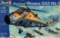 REVELL 04898 WESSEX HAS MK.3   1/48