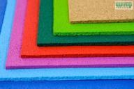 Korek samoprzylepny tablica korkowa kolorowa 61x91