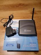 Router wifi OVISLINK WL-1600GL Broadcom (Tomato)
