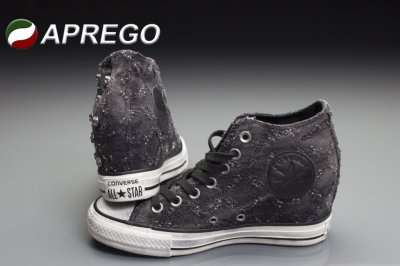 trampki converse ct lux mid 547196c black egret w kategorii
