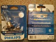 Żarówki HB3 12V Philips +60%