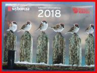KALENDARZ PRZYRODNICZY 2018 - WAJRAK - WYBORCZA