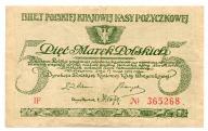 5 marek polskich 1919 IF