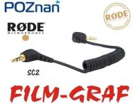 Rode SC2 kabel audio 3,5mm TRS - 3,5mm TRS SKLEP